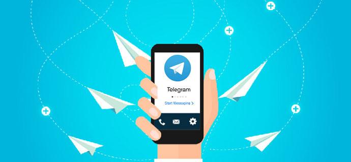 تبلیغ و بازاریابی و جذب مشتری در تلگرام