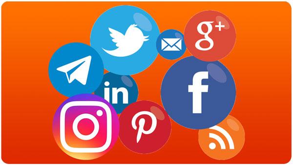 تولید محتوا در شبکه های اجتماعی اینستاگرام، تلگرام