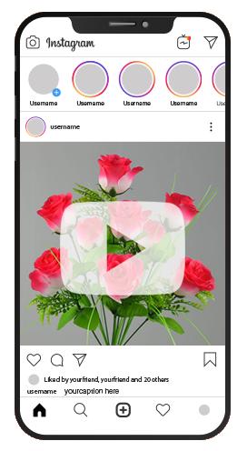 ساخت کلیپ برای اینستاگرام ساخت ویدیو با عکس طراحی پست اینستاگرام گذاشتن آهنگ روی عکس میکس عکس با اهنگ طراحی بنر عکس برای اینستاگرام